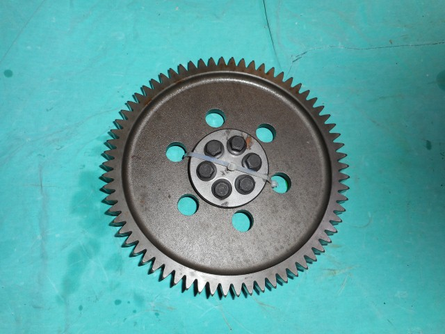 R116526 R526517 RE518554 GEAR AND SPACER.3 (Small)