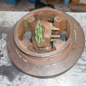 RE523266 R133882 PULLEY WITH DAMPENER - HUP.3